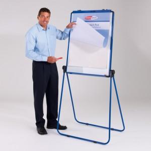 ultimate mobile flipchart easel