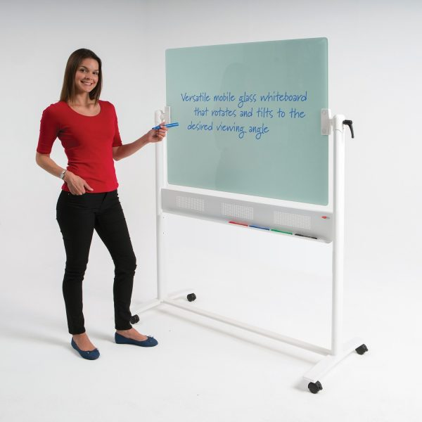 Glass Mobile Whiteboard