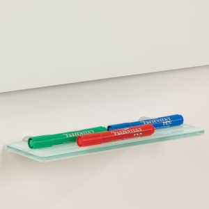 Glass Whiteboard Pen Tray