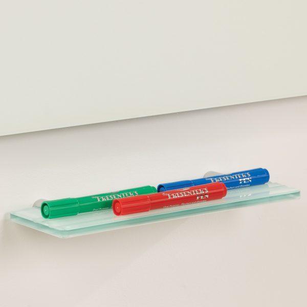 Glass Whiteboard Pen Tray