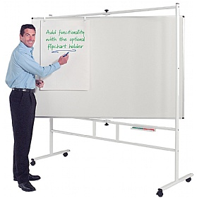 Mobile Pivoting Magnetic Whiteboard