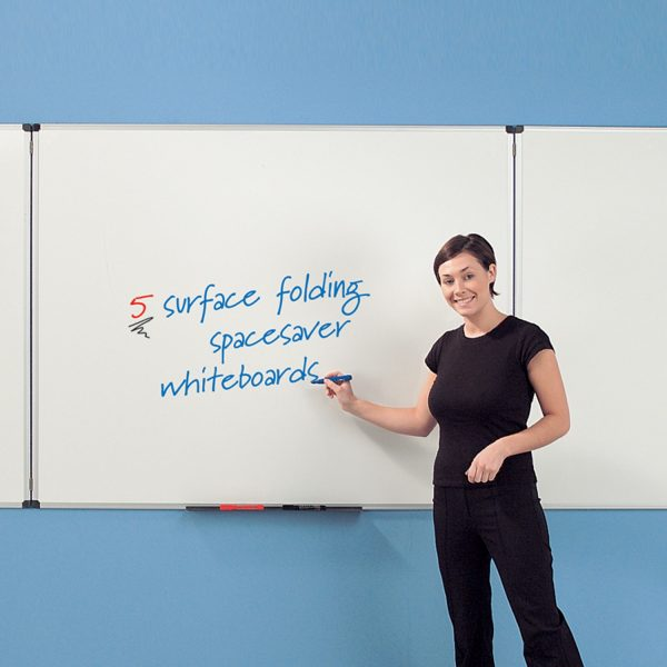 Spacesaver Whiteboard