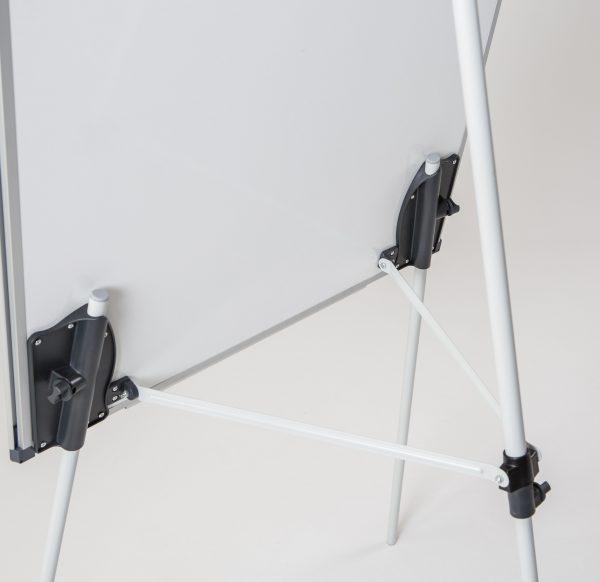 Standard Flipchart Easel 3 with stabalising bars
