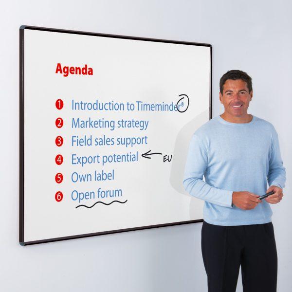 Vitreous Enamel Projection Whiteboard