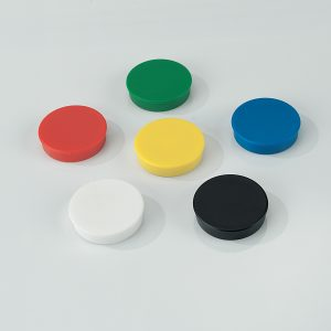 Coloured Whiteboard Magnets