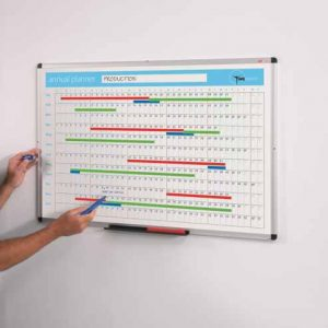 Dry-wipe Planner Whiteboards