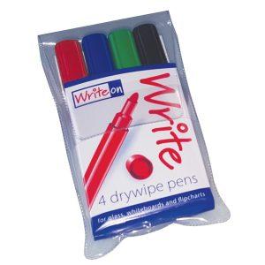 Drywipe Colour Pens