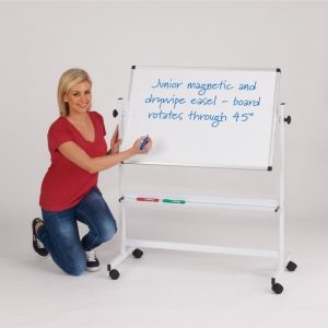 Junior Mobile Tilting Whiteboard