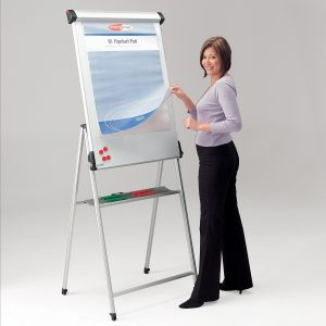 Profesional Flip chat Easel