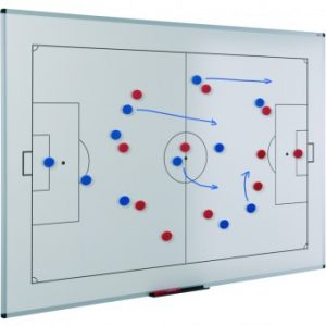 Tactical Magnetic Sportsboard Whiteboard 1